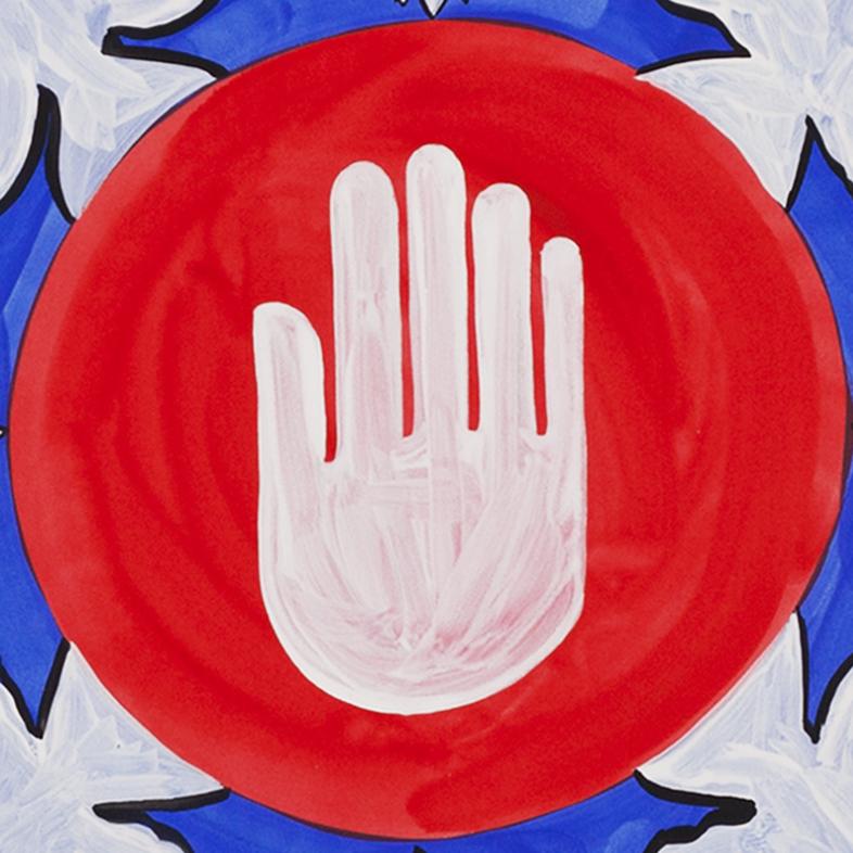 Halt (Hand)